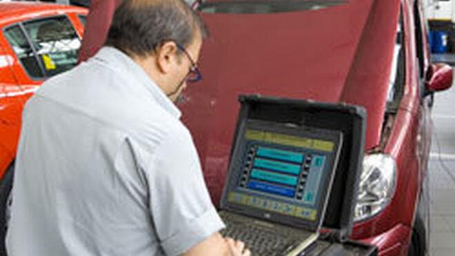 El taller debe ejercer su derecho a la información técnica
