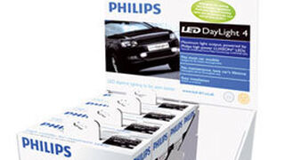 Philips refuerza su gama de luces diurnas