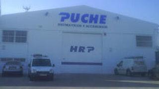 Nuevo punto de venta de Puche Neumáticos en Cartagena