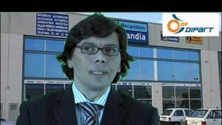Fernando Riesco, gerente de Dipart (antes Biguisur)
