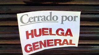 Conepa se posiciona en contra de la huelga general