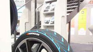 Concept Blue, el modelo ecológico de Hankook para furgonetas