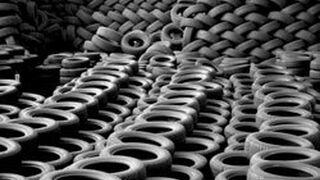 TNU recogió más de siete millones de neumáticos usados en 2009
