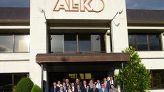 Al-Ko presenta su nueva imagen a sus representantes en España