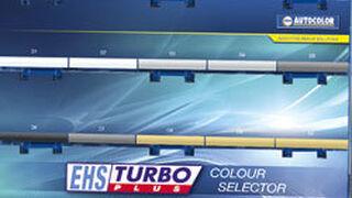 Nueva carta de colores EHS Turbo Plus para vehículos pesados