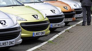 Sin ayudas se venderán sólo 850.000 coches en 2011
