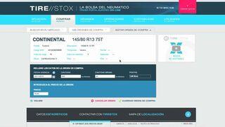 Tutorial Tirestox 3. Cómo crear tu demanda