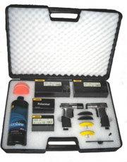 Optic repair kit para el pulido de faros de mirka - Kit de pulido de faros ...