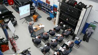 Conepa defiende la formación bonificada en los talleres