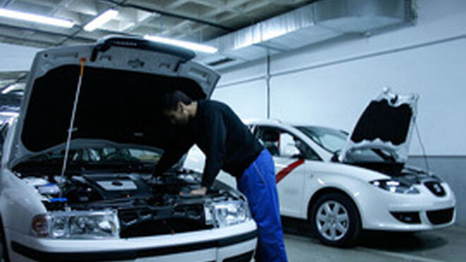 Un taller debe indemnizar a un taxista con 7.180 euros por reparar el coche en 38 días