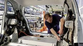 Automoción aumentó el 6,5% su facturación en enero