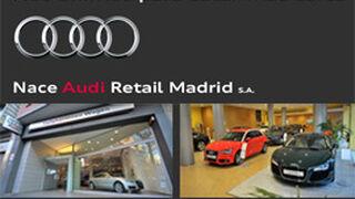 Audi Retail Madrid, el mayor espacio dedicado a la marca en la Comunidad
