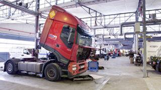 Talleres de vehículo industrial en la encrucijada tecnológica