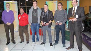 Ya hay candidatos madrileños para la SpainSkills 2011