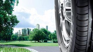 Neumáticos ecológicos, de repente protagonistas por ahorrar combustible