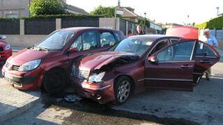 Los accidentes sólo provocan uno de cada diez partes al seguro