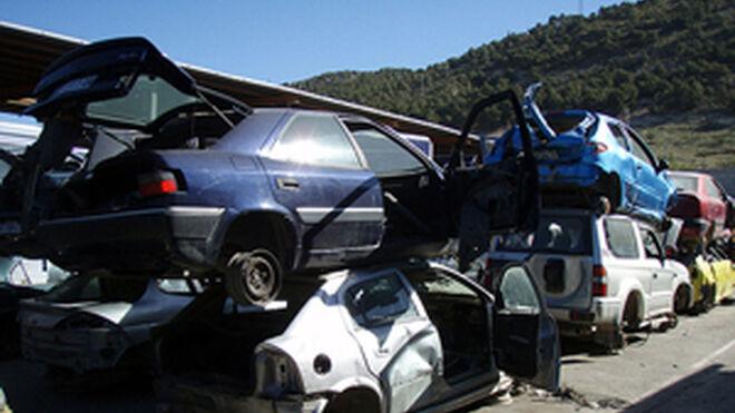 Los talleres enviaron al desguace 5.656 vehículos abandonados en 2018