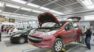 El 48% de talleres de carrocería, concertado con aseguradoras