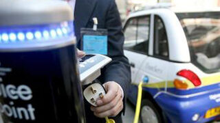 España sólo matricula 437 coches eléctricos en 2012