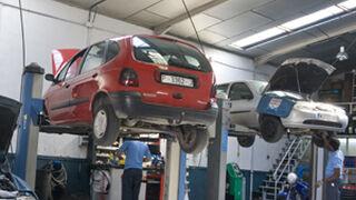 La actividad de los talleres de Albacete cae el 10%, según Apetreva