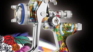 Pistola SATAjet 4000 B, en edición Heart & Soul