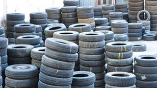 Signus gestionó 185.000 toneladas de neumáticos usados en 2011