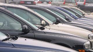 Las ventas de coches nuevos cayeron el 39% entre enero y septiembre