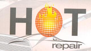 Hot Repair, nuevo sistema de repintado de PPG