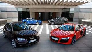 Colores especiales, llantas inéditas... personalizar el coche con Audi