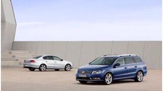 Cuatro años de mantenimiento para Volkswagen Passat y Passat Variant