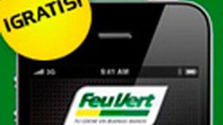 Feu Vert facilita el acceso a sus servicios a través del IPhone