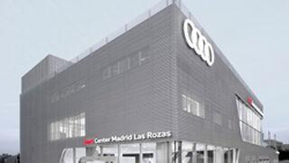 Audi abre su mayor concesionario de España