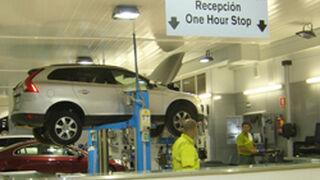 One Hour Stop, nuevo sistema de trabajo en los talleres Volvo