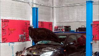 RCM Automoción alquila cabinas de pintura por horas