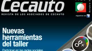 Cecauto publica el número 59 de su revista digital