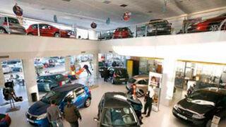 Los concesionarios estabilizarán su facturación en 2013