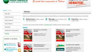 Buscatalleres.es, comparativas de precios y servicios para reparadores