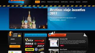 Recambios Ochoa estrena web