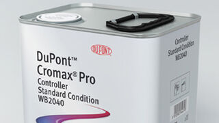 DuPont Cromax Pro, nueva base bicapa al agua