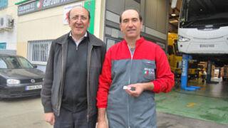 Garzón Trucks, taller ganador de la cap key pro