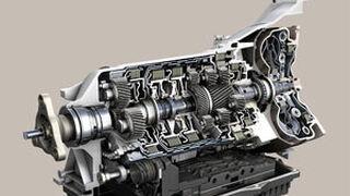 La transmisión automática de 8 velocidades de ZF, eficiencia y ahorro