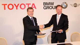 BMW y Toyota generarán tecnologías sostenibles