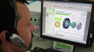 Valeo estrena portal de formación y asistencia técnica