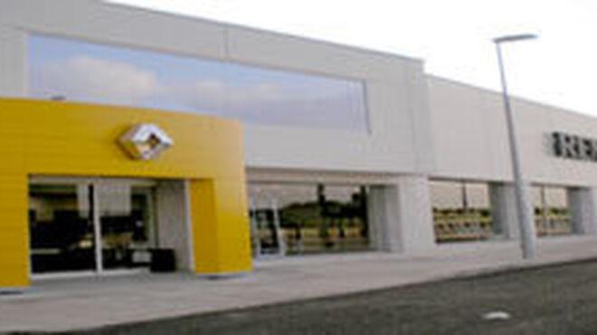 La propietaria de cinco concesionarios Renault pide suspensión de pagos