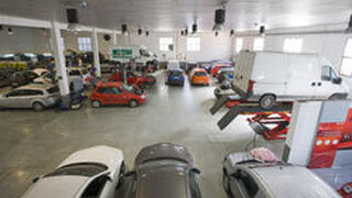 Tarifa plana para el pago de reparaciones en los talleres de la red Fiat