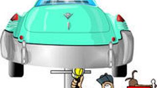 La reparación de vehículos, una de las actividades con más autónomos