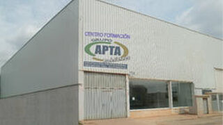 Grupo Apta proyecta el primer centro formativo para talleres de Castellón