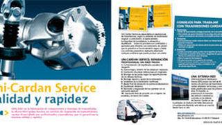 GKN: Uni-Cardan Service, calidad y rapidez