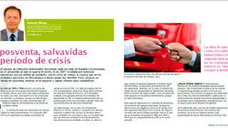 La posventa, salvavidas en periodos de crisis