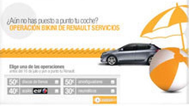 Los talleres Renault ofrecen nuevos descuentos en mantenimientos